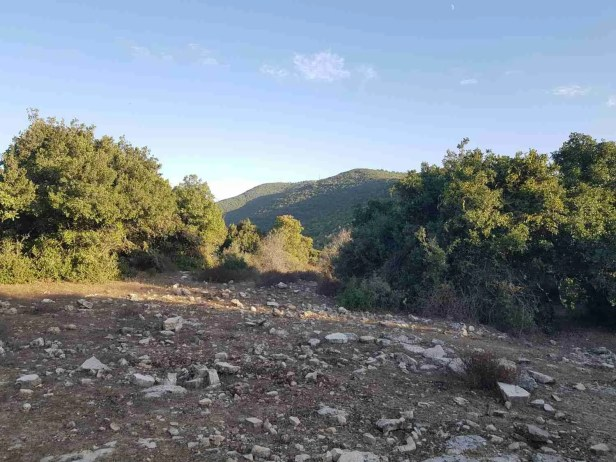 Mount Meron on the Israel National Trail