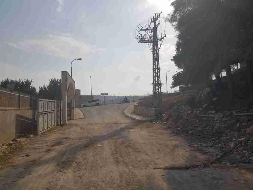 Ka'abiyye in the Lower Galilee, Israel
