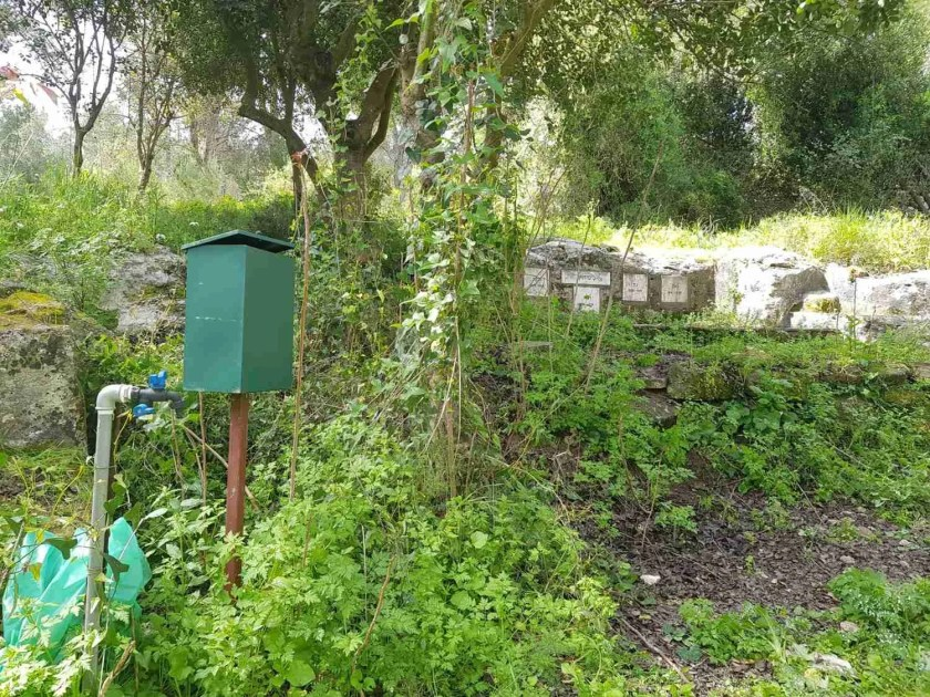 Memorial site to Irma Lindheim