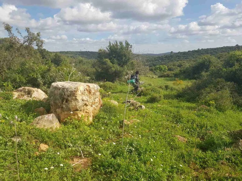 Ramot Menashe Regional Trail