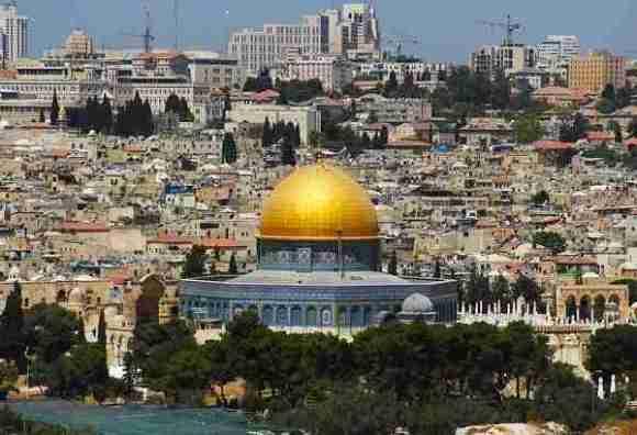 Temple Mount in Jerusalem is closed on Shabbat