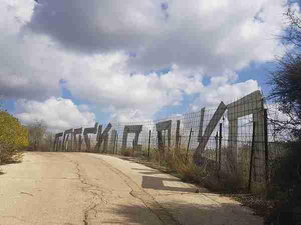 """""""The agriculture will win"""" in Kibbutz Tzova"""