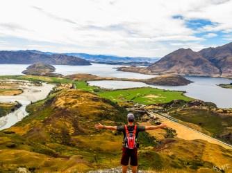 Views of Lake Wanaka
