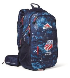 High Sierra U.S Ski Team Backpack