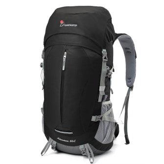 Mountaintop [2016 NEW] 50L Hiking Backpack Internal Frame Backpack
