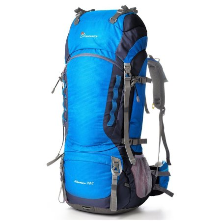 Mountaintop 80L Water Resistant Internal Frame Backpack Review
