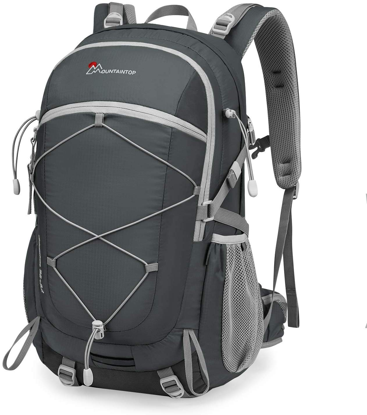 Mountaintop 40L Unisex Hiking Backpack