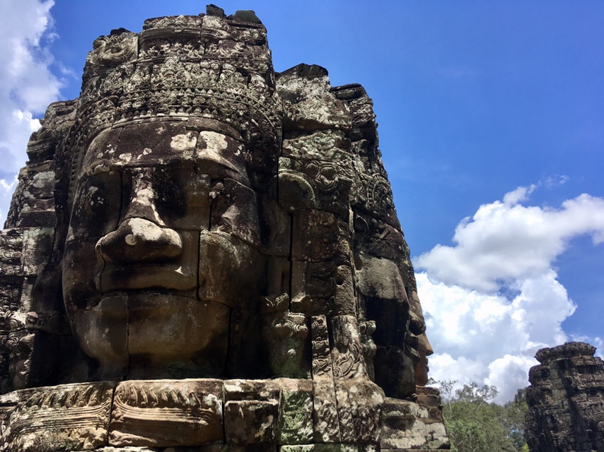 Angkor Wat, Backpacking in Cambodia