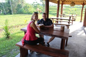coconuts in Ubud