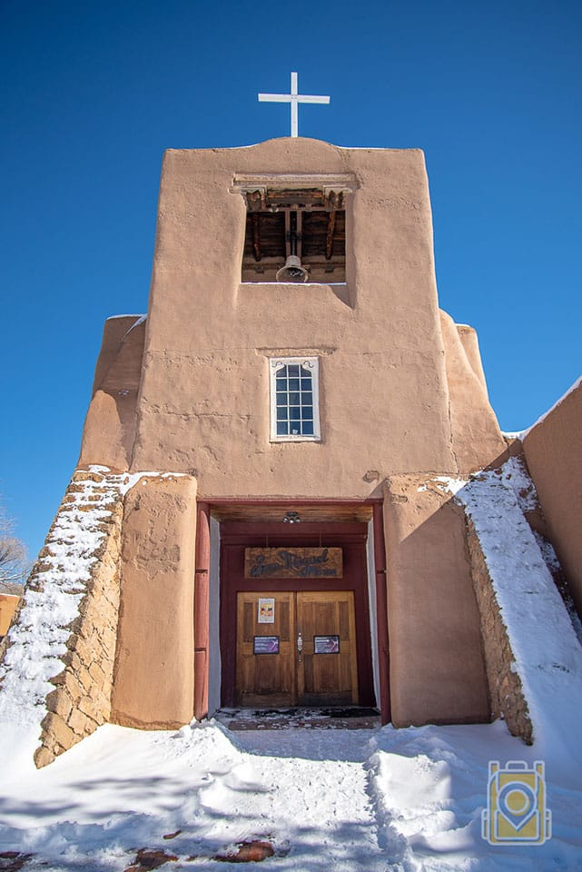 Things to do in santa fe: san miguel chapel