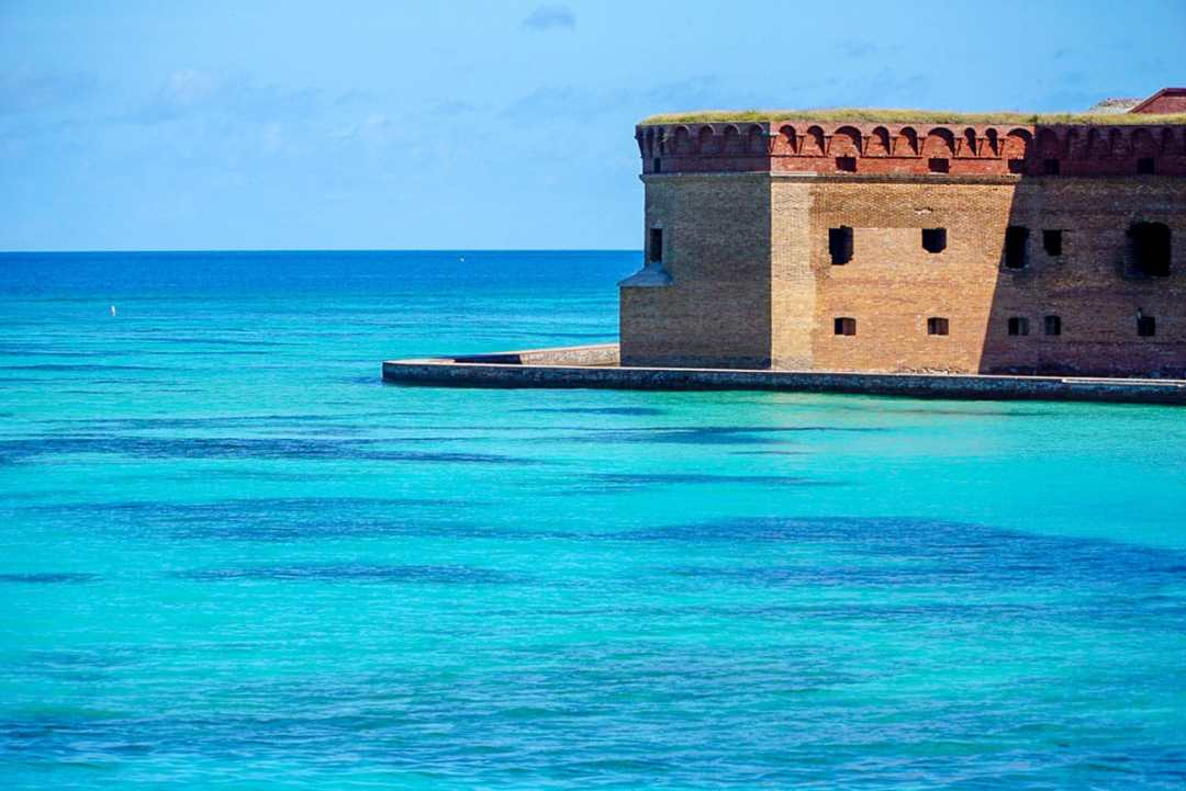Guide to Key West: Visit Fort Jefferson in the Dry Tortugas National Park
