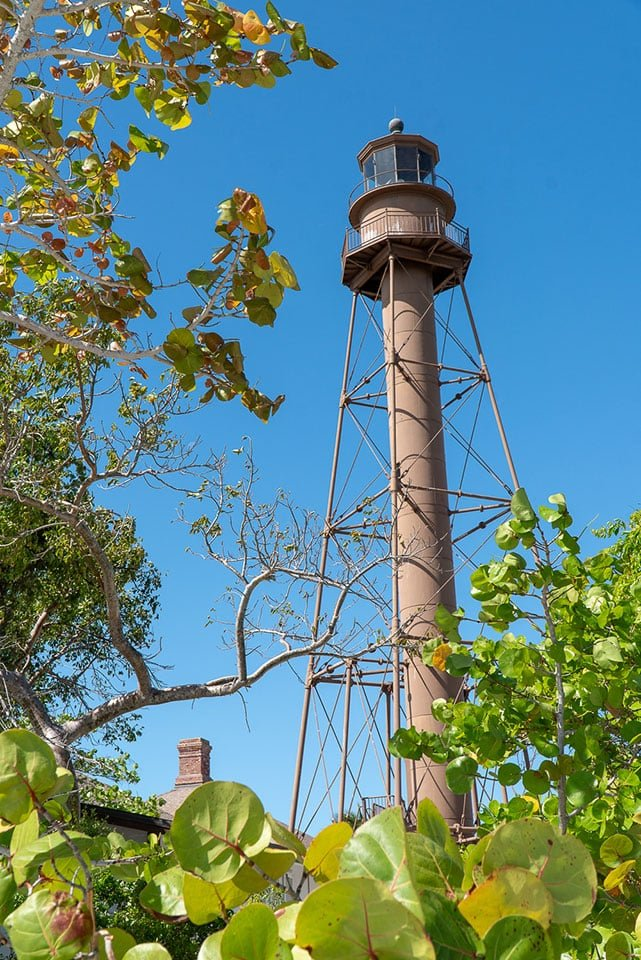 Explore Sanibel Island: Check out the lighthouse at the head of Sanibel.