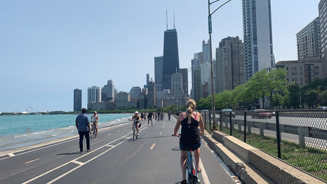 Top 6 Things To Do in Chicago: Bicycling