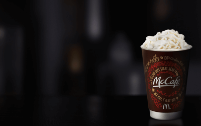 Hot Chocolate For $1.