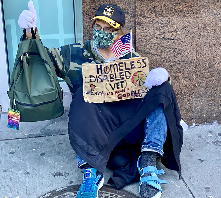 Why Are Veterans Experiencing Homelessness