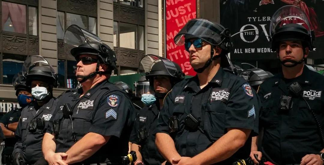 What $1 Billion of the NYPD's Budget Could Do for Housing