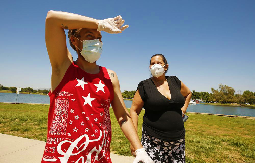 What Happens When a Pandemic Meets a Heat Wave