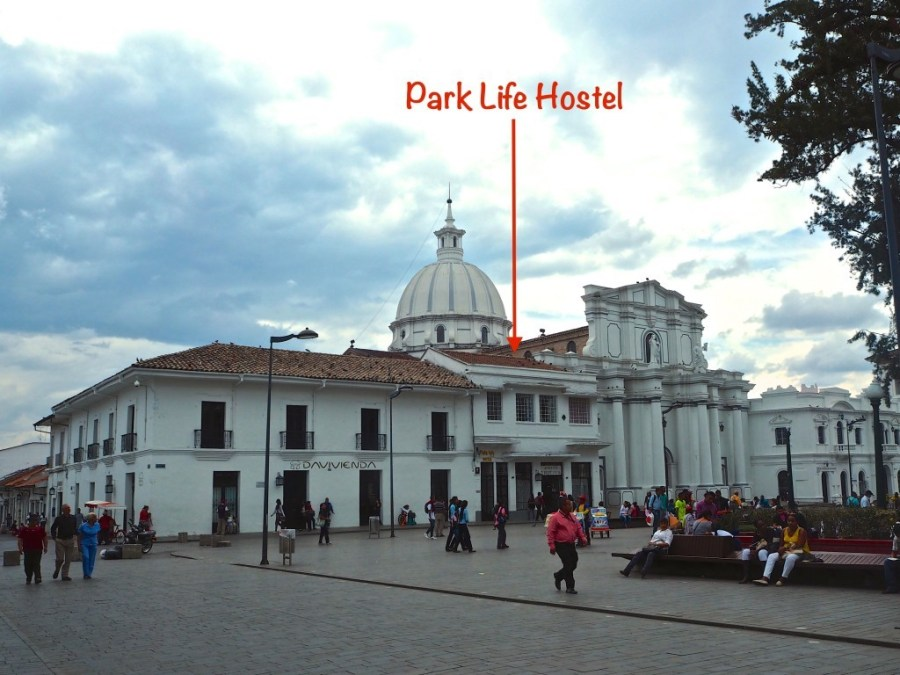 Park Life Popayan Hostel Review