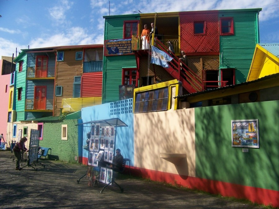 La Boca - best places in Argentina