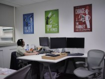 Skyscanner office