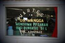 Warteg Gang Mangga