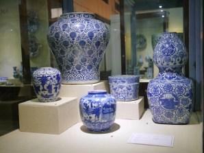 Keramik Cina afiliasi dengan Persia