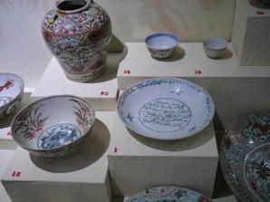 Keramik Cina beraksara Arab
