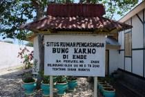 Rumah Pengasingan Bung Karno Ende