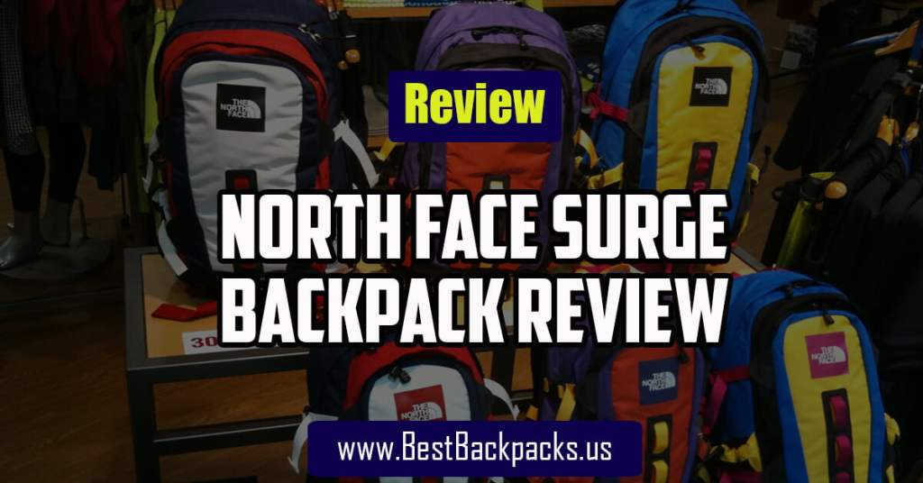 North Face Surge Backpack Review