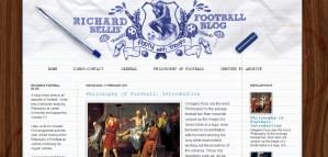 In the Blog: RichardsFootballBlog