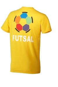 Pelada - Performance Tee Futsal back