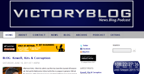 In The Blog - Victory Blog