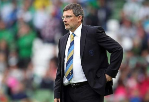 Scotland continue to progress under Levein