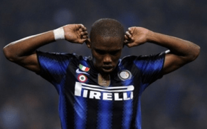 Anzhi set their sights on Samuel Eto'o