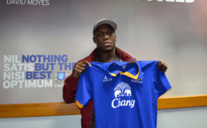 Drenthe poised for breakthrough at Everton
