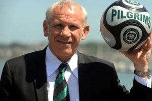 Plymouth Argyle bid farewell to Mr Nice Guy