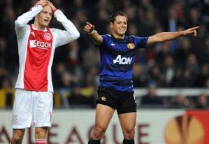 Tactics: Ajax 0 Manchester United 2