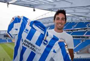After eight years of pain Vicente is flying with the Seagulls