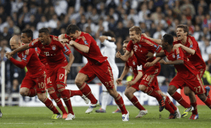A Game of Thrones: Bayern Munich v Real Madrid
