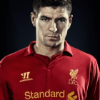 Steven Gerrard Liverpool Warrior