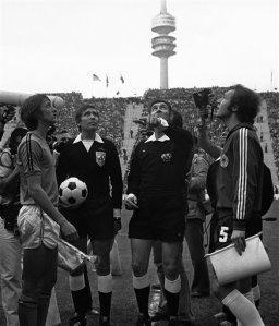Germany Munich World Cup Final Germany vs Holland