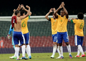 London 2012: Brazil don't need any Dark Knights; They have plenty of Marvels