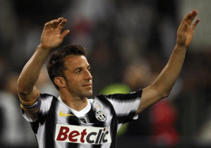 Del Piero decision delights Down Under