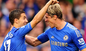 Is it the beginning of the great Torres comeback?