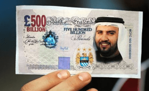 Manchester City money