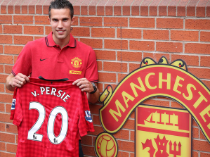 Accommodating Van Persie