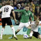 Ireland Germany Wcup Soccer