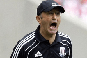 Pulis: A tough act to follow at Stoke