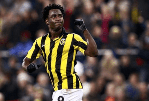 Five forwards setting the Eredivisie alight, just like Suarez used to...