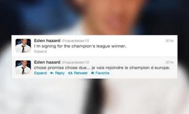 Hazard tweets
